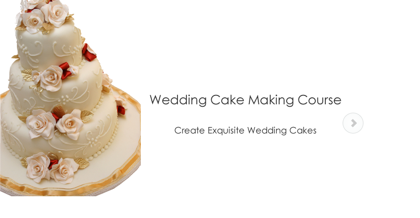 Wedding Cake Decorating Courses in Scotland